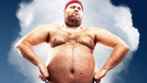 Pieci iemesli, kāpēc ir labi būt resnam