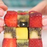 VIDEO: Septiņi radoši veidi, kā sagriezt augļus un dārzeņus