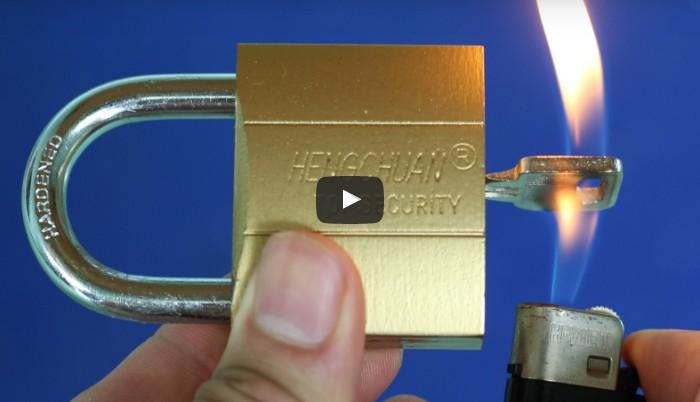 VIDEO: Četras atslēgu viltības