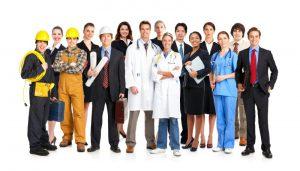 Piecas profesijas, kurām nav nepieciešama pieredze